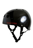 LIQUID FORCE Fooshee Comp Helmet 2013 BLK/SLV