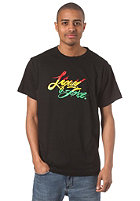 LIQUID FORCE HAND OFF T-Shirt black