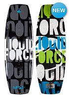 LIQUID FORCE Kids Fury 2015 Wakeboard 125cm blk/wht/grn