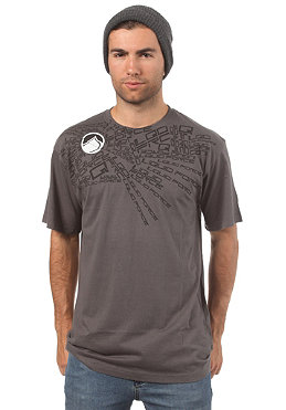 LIQUID FORCE LCD T-Shirt charcoal