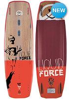 LIQUID FORCE Peak 2015 Wakeboard 145cm wood/red