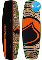 LIQUID FORCE Slab 2015 Wakeboard 134cm blk/wood/org