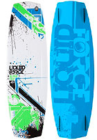 LIQUID FORCE Super Trip 2015 Wakeboard 143cm wht/blu/grn