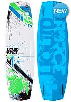 LIQUID FORCE Super Trip 2015 Wakeboard 143cm wht/blu/grn