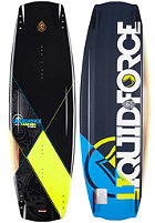 LIQUID FORCE Watson Hybrid 2015 Wakeboard 139cm blk/yellow