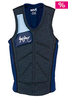 LIQUID FORCE Womens Cardigan Comp Vest 2013 BLU