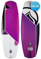 LIQUID FORCE Womens Omega Grind 2015 Wakeboard 131cm pur/wht/blk