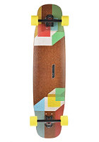 LOADED Longboard Tesseract Complete brown