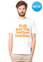 LOCAL CELEBRITY Cali Beaches S/S T-Shirt white