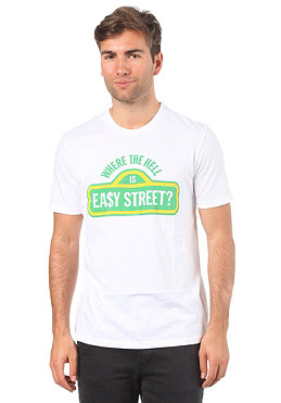 LOCAL CELEBRITY Easy Street S/S T-Shirt white