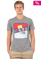LOCAL CELEBRITY I am A Wrapper S/S T-Shirt heather grey