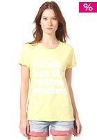Womens Cali Beaches S/S T-Shirt citrus