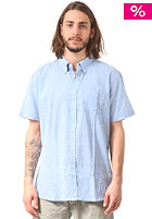 LOST Bespeckled S/S Shirt light blue