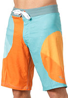 LOST Big Dot Boardshort orange