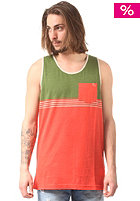 LOST Chopped Tank Top avocado