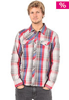LOST Ingleside Shirt red