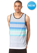 LOST It's a Stripe Tank S/S T-Shirt grey