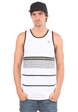 LOST Par Four Tank Top white