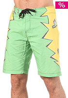 LOST Pow Boardshort green
