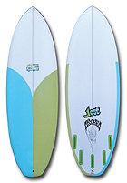 LOST RV 5�5 Surfboard white