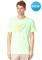 LOST Surf Naked  S/S T-Shirt NEON LIME