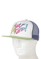 LOST Surf Naked  Trucker Cap BLUE