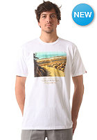 LOST Vessl For Tressel S/S T-Shirt white
