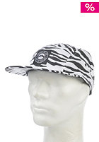 LOVE 5 Panell Zebra Cap mixed