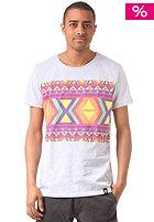LOVE Artistic Winnetou S/S T-Shirt melange