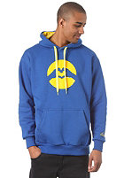 LOVE Classic Logo Marine Hooded Sweat blue/yellow