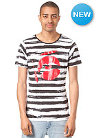 LOVE Prisoner Artist S/S T-Shirt black and white