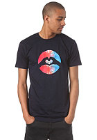 LOVE Spezial Logo Watercolour S/S T-Shirt blue