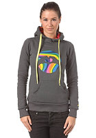 LOVE Womens Special Logo Acid Hooded Sweat 2012 grey