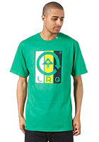 LRG Building Futures S/S T-Shirt kelly