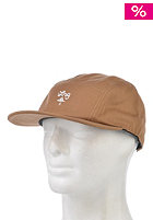LRG CC 5 Panel Cap gold/brown