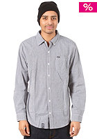 LRG CC Check LS Woven Shirt black