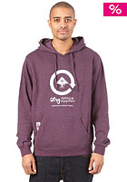 LRG CC Hooded Sweat plmhthr