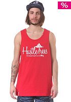LRG CC Hustle Trees Tank Top red