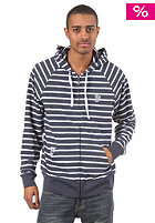 LRG CC Layr Hooded Zip Sweat navy heather