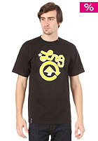 LRG CC One S/S T-Shirt black/mustard