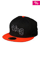 LRG CC Script Cap orange