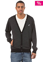 LRG CC Striped Cardigan black