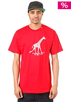 LRG CC Three S/S T-Shirt red