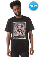LRG Channel 47 Panda S/S T-Shirt black