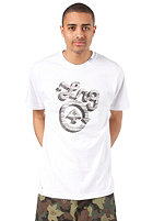 LRG Core Collection Five S/S T-Shirt white
