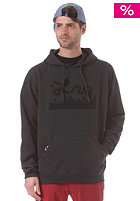 LRG Core Collection Hooded Sweat black heather