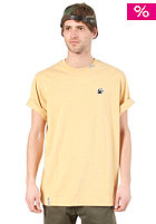 LRG Core Collection Nine S/S T-Shirt warrior yellow/white heather