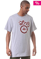 LRG Core Collection One S/S T-Shirt ash heather