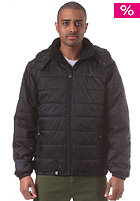 LRG Core Collection Puffy Jacket black