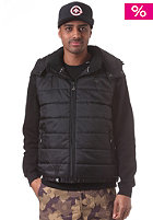 LRG Core Collection Puffy Vest black